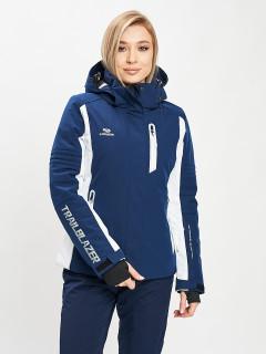 Купить оптом женскую зимнюю горнолыжную куртку от производителя дешево в Москве 77034TS