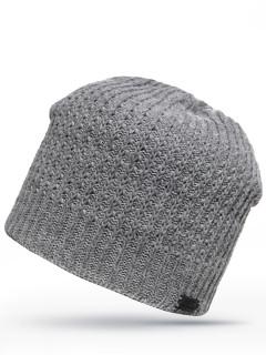 Купить оптом шапку серого цвета в интернет магазине MTFORCE 6024Sr