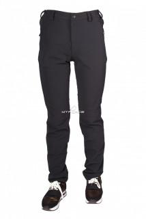 Купить оптом брюки женские тонкие летние черного цвета 812Ch в интернет магазине MTFORCE.RU