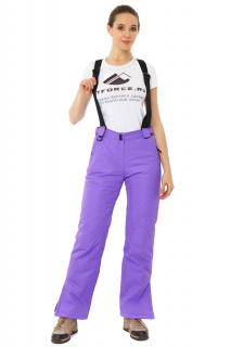 Интернет магазин MTFORCE.ru предлагает купить оптом брюки горнолыжные женские фиолетового цвета 818F по выгодной и доступной цене с доставкой по всей России и СНГ