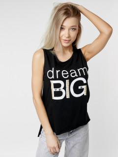Купить футболки без рукавов женские оптом от производителя дешево 8219Ch