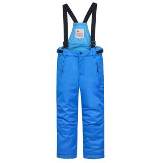 Горнолыжные брюки подростковые для мальчика зимние салатового цвета купить оптом в интернет магазине MTFORCE 8735S