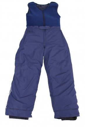 Купить оптом брюки горнолыжные подростковые для девочки темно-синего цвета 8736TS в интернет магазине MTFORCE.RU