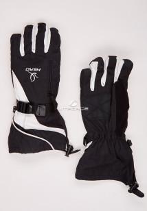 Купить оптом перчатки мужские горнолыжные черного цвета 88060Ch в интернет магазине MTFORCE.RU