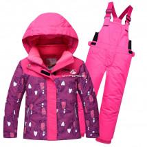 Оптом детский горнолыжный костюм купить недорого в Москве в интернет магазине MTFORCE 8812R