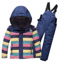 Оптом детский горнолыжный костюм купить недорого в Москве в интернет магазине MTFORCE 8813S