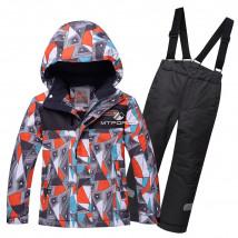 Оптом горнолыжный костюм подростковый для мальчика купить недорого в Москве в интернет магазине MTFORCE 8817O
