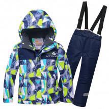 Оптом горнолыжный костюм подростковый для мальчика купить недорого в Москве в интернет магазине MTFORCE 8817Z