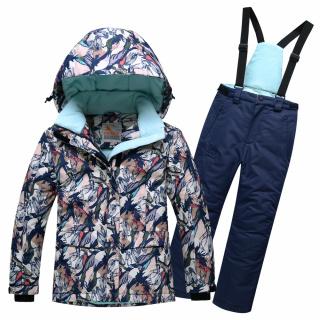 Оптом горнолыжный костюм подростковый для девочки купить недорого в Москве в интернет магазине MTFORCE 8818TS