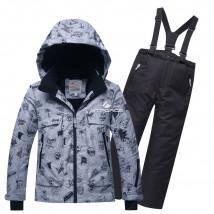 Оптом горнолыжный костюм подростковый для мальчика купить недорого в Москве в интернет магазине MTFORCE 8819Sr