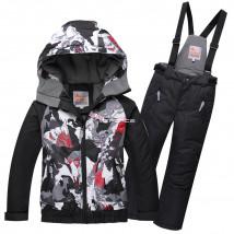 Оптом горнолыжный костюм подростковый для мальчика купить недорого в Москве в интернет магазине MTFORCE 8823Sr