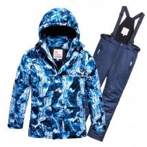 Оптом горнолыжный костюм подростковый для мальчика купить недорого в Москве в интернет магазине MTFORCE 8827S