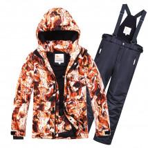 Оптом горнолыжный костюм подростковый для мальчика купить недорого в Москве в интернет магазине MTFORCE 8827O