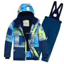 Оптом горнолыжный костюм подростковый для мальчика купить недорого в Москве в интернет магазине MTFORCE 8825S