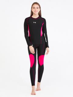 Термобелье розового цвета купить оптом в интернет магазине MTFORCE 8882R