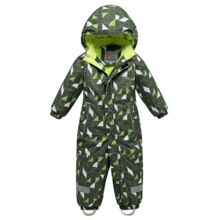 Комбинезон детский зимний цвета хаки купить оптом в интернет магазине MTFORCE 8901Kh
