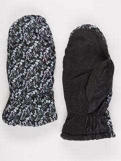 Рукавицы женские зимние бирюзового цвета купить оптом в интернет магазине MTFORCE 902Br