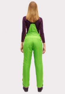 Купить оптом брюки горнолыжные женские салатового цвета 905Sl в интернет магазине MTFORCE.RU