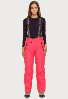 Интернет магазин MTFORCE.ru предлагает купить оптом брюки горнолыжные женские розового цвета 906R по выгодной и доступной цене с доставкой по всей России и СНГ