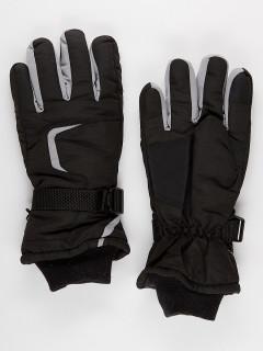 Горнолыжные перчатки мужские зимние серого цвета купить оптом в интернет магазине MTFORCE 907Sr