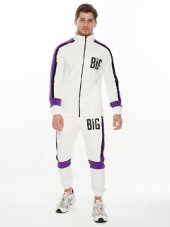 Спортивный костюм мужской оптом от производителя дешево 9156Bl