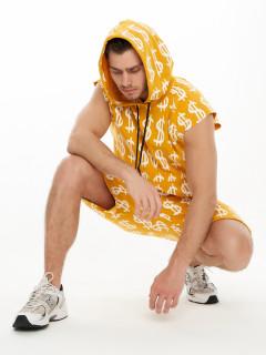 Купить спортивные костюмы шорты и футболки мужские оптом от производителя дешево 9166G