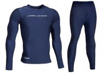 Термобелье мужское темно-синего цвета купить оптом в интернет магазине MTFORCE 9178TS
