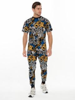 Купить спортивные костюмы мужские оптом от производителя дешево 91791Ch