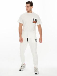 Купить костюмы джоггеры и футболки мужские оптом от производителя дешево 9181Bl