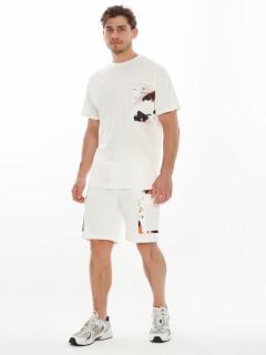Купить костюмы шорты и футболки мужские оптом от производителя дешево 9183Bl