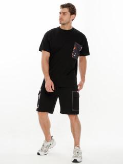 Купить костюмы шорты и футболки мужские оптом от производителя дешево 9183Ch