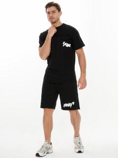 Купить костюмы шорты и футболки мужские оптом от производителя дешево 9187Ch