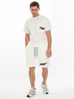 Купить костюмы шорты и футболки мужские оптом от производителя дешево 9187Bl