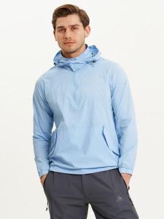 Купить спортивную ветровку анорак мужскую оптом от производителя в Москве 93430Gl
