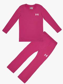Термобелье подростковое для девочки розового цвета купить оптом в интернет магазине MTFORCE 9099R