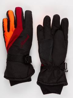 Горнолыжные перчатки мужские зимние красного цвета купить оптом в интернет магазине MTFORCE 970Kr