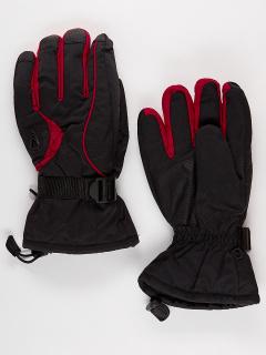 Горнолыжные перчатки мужские зимние красного цвета купить оптом в интернет магазине MTFORCE 975Kr