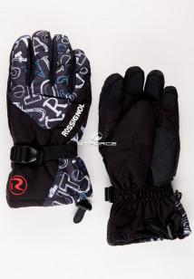 Купить оптом перчатки горнолыжные черного цвета 979Ch в интернет магазине MTFORCE.RU
