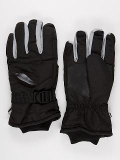 Спортивные перчатки мужские зимние серого цвета купить оптом в интернет магазине MTFORCE 981Sr