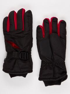 Спортивные перчатки мужские зимние красного цвета купить оптом в интернет магазине MTFORCE 981Kr