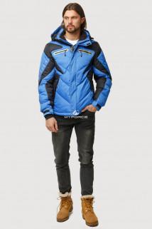 Купить оптом куртка зимняя мужская синего цвета 9899S  в интернет магазине MTFORCE.RU