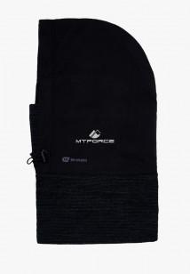 Купить оптом балаклавы зимние оптом черного цвета 9991Ch в интернет магазине MTFORCE.RU
