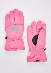 Купить оптом перчатки подростковые горнолыжные розового цвета CV-193-1R в интернет магазине MTFORCE.RU