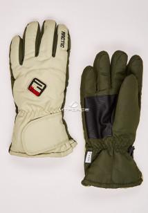 Купить оптом перчатки подростковые горнолыжные бежевого цвета CV-94B в интернет магазине MTFORCE.RU