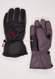 Купить оптом перчатки подростковые горнолыжные черного цвета CV-94Ch в интернет магазине MTFORCE.RU