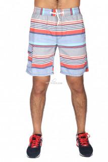 Купить оптом спортивные шорты красного цвета S11Kr в интернет магазине MTFORCE.RU
