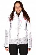 Интернет магазин MTFORCE.ru предлагает купить оптом куртка горнолыжная женская белого цвета 1522Bl по выгодной и доступной цене с доставкой по всей России и СНГ