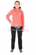 Интернет магазин MTFORCE.ru предлагает купить оптом костюм виндстопер женский персикового цвета 01512P по выгодной и доступной цене с доставкой по всей России и СНГ