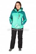 Интернет магазин MTFORCE.ru предлагает купить оптом костюм горнолыжный женский зеленого цвета 01529Z по выгодной и доступной цене с доставкой по всей России и СНГ