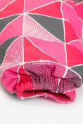 Оптом Куртка демисезонная подростковая для девочки розового цвета 016-1R в Екатеринбурге, фото 6